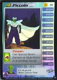dbz card game