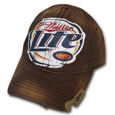 miller lite hats
