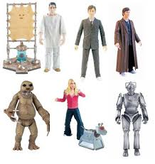 dr who action figure