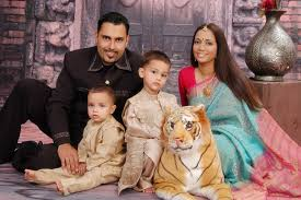 indian family pics