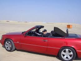 mercedes benz e320 convertible