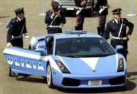 police super cars