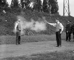 bullet proof vest test