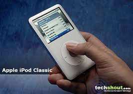 ipod classic first generation
