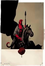 hellboy wild hunt