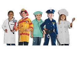 career costume