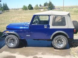81 jeep cj7