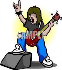heavy metal clip art