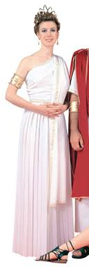 greek and roman costume