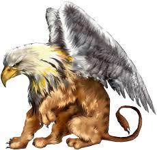 eagle lion