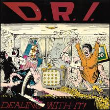 D.R.I. - Counter Attack