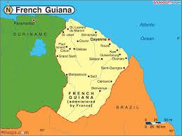 french guiana capital