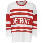 red wings vintage jersey