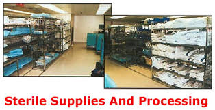 sterile supplies