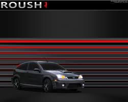 roush focus