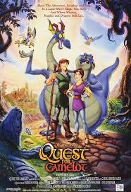 Quest for Camelot Poster #6