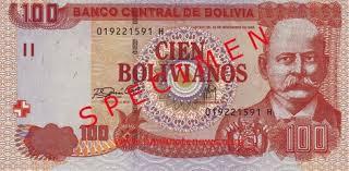 100 bolivianos