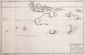 antique maps australia