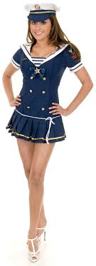 womens sailor outfit