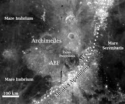 apennine map