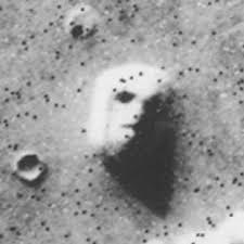 aliens in mars