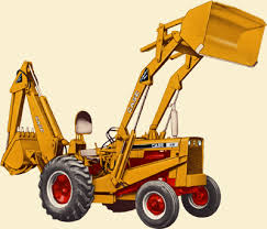 530 case backhoe