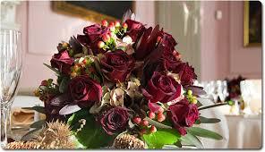 autumn wedding flower arrangements