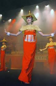 chinese traditional fashion