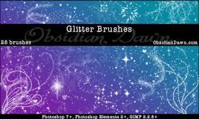 picture of glitter
