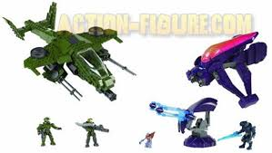 halo action figures vehicles