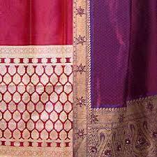 saris fabric