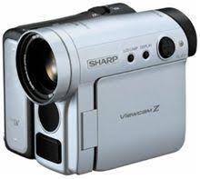 sharp digital camcorders