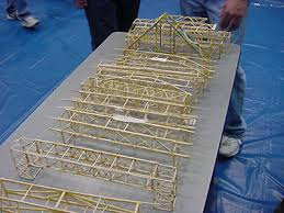 how to build a toothpick bridge