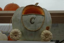 cinderella carriage pumpkin