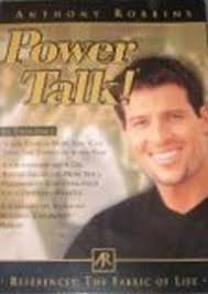 anthony robbins power talk