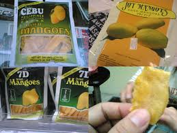 philippines dried mango
