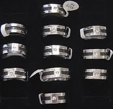 anillos de acero