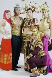mindanao costumes