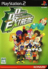 ddr extreme ps2