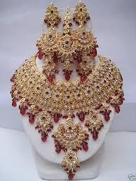 bridal indian jewellery