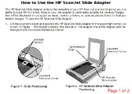 slide adaptor
