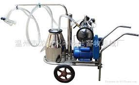 goat milking equipment