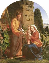 pictures of the holy family