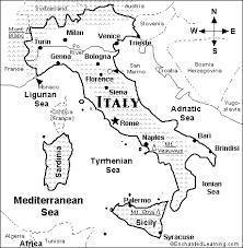 italy borders