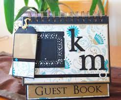 creative wedding guest books