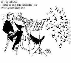 cello music notes