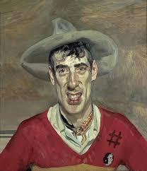 lucian freud portrait