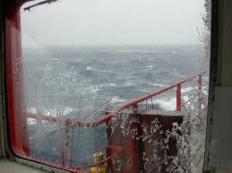 photos of storms at sea