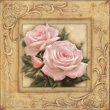 postales con rosas