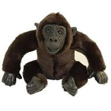 soft toy gorilla